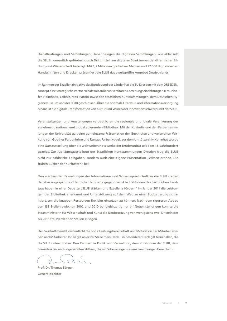 SLUB Geschäftsbericht 2010