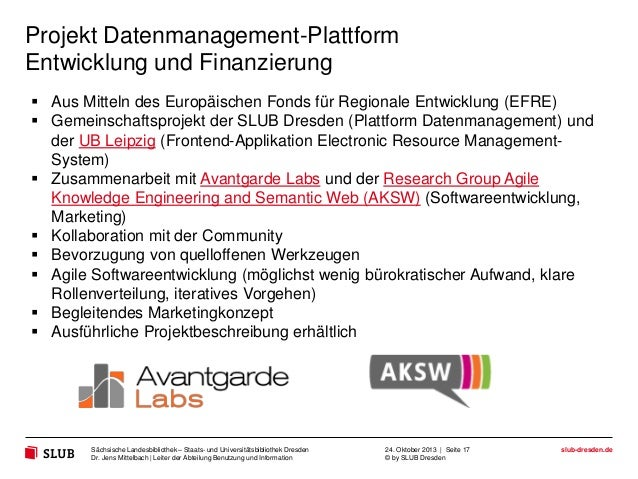 Projekt Datenmanagement-Plattform Entwicklung und Finanzierung  Aus Mitteln des Europäischen Fonds für Regionale Entwickl...