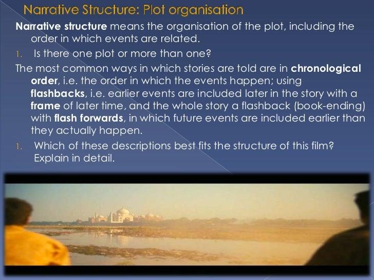 Narrative Conventions in Slumdog Millionaire Essay