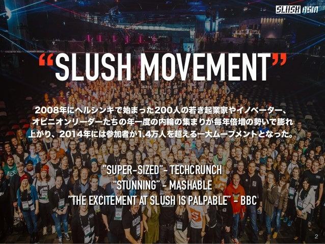 Slush Asia Slide 2