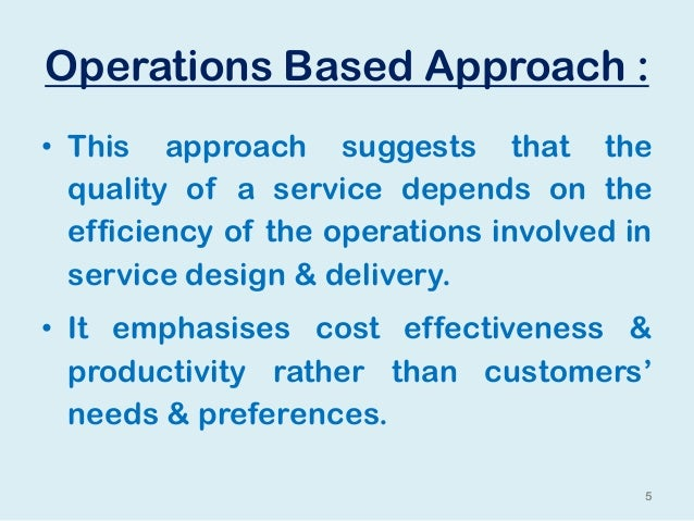 5 dimensions of service quality Impact of service quality on customer satisfaction in hotel this study identified five factors of service quality by focusing on the front office staff only service quality in terms of five dimensions: tangibility, reliability, responsiveness, assurance.