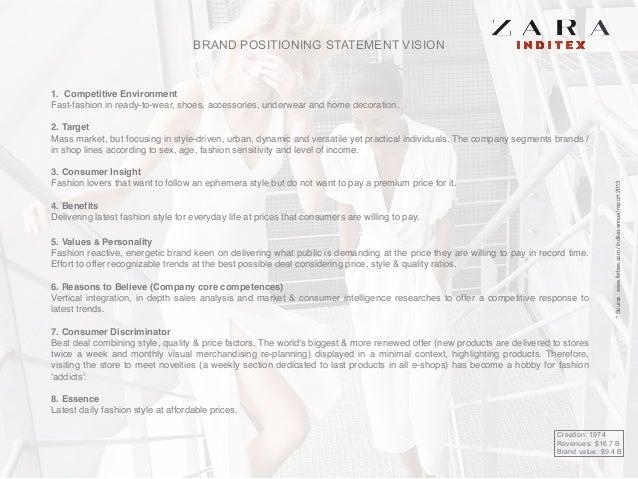 Strategic Management: Inditex Group (focus