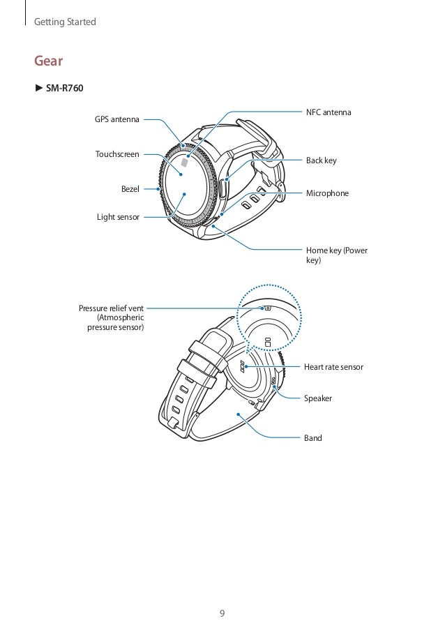 samsung gear s3 user manual sm r760 r770