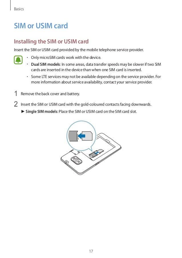 Samsung Z4 User Manual