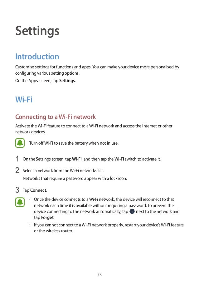 Samsung Z4 User Manual