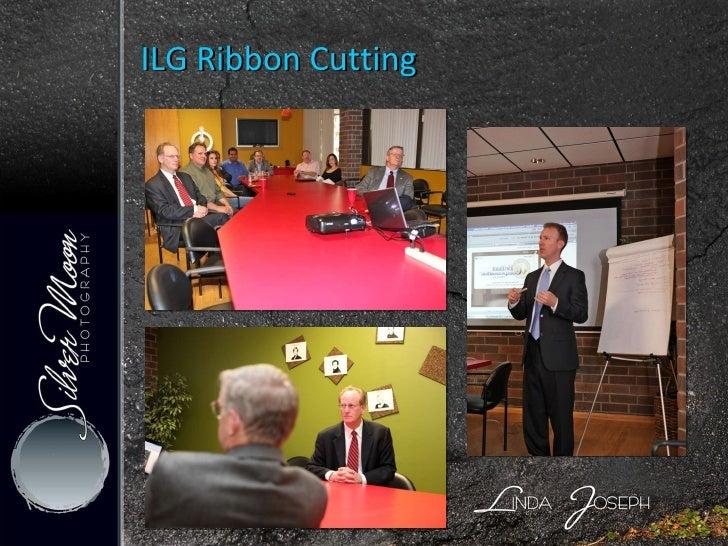 ILG Ribbon Cutting