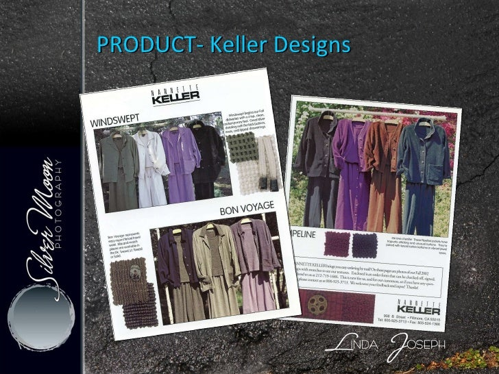 PRODUCT- Keller Designs
