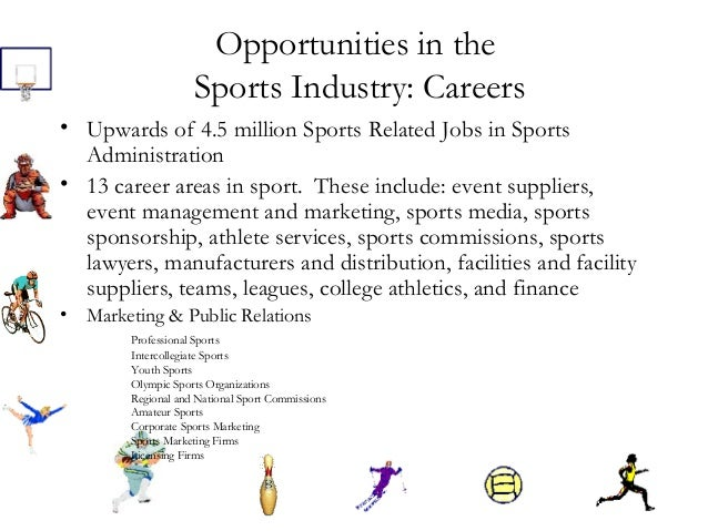 sports management careers