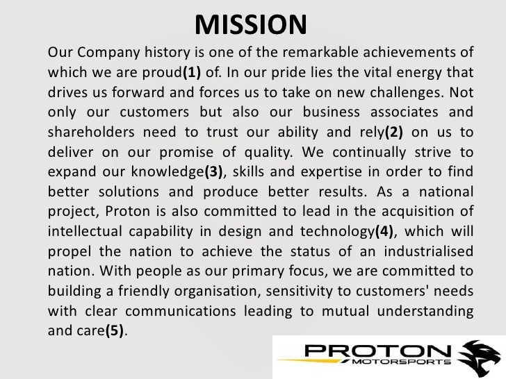 PROTON Holdings