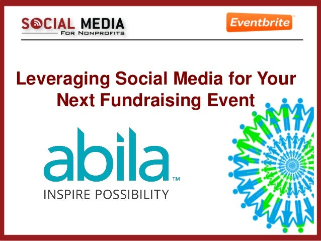 Leveraging Social Media for Your Next Fundraising Event