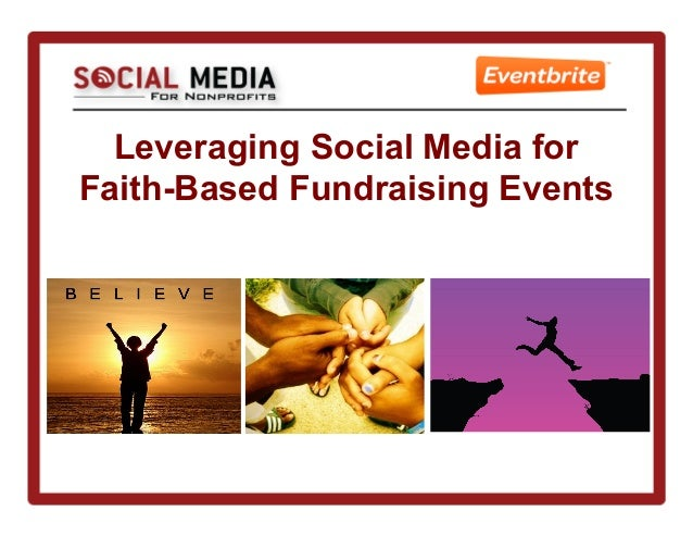 Leveraging Social Media for Faith-Based Fundraising Events