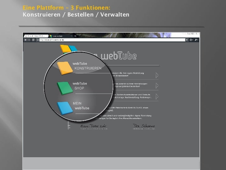 SMA-WebTube Tutorial Slide 3