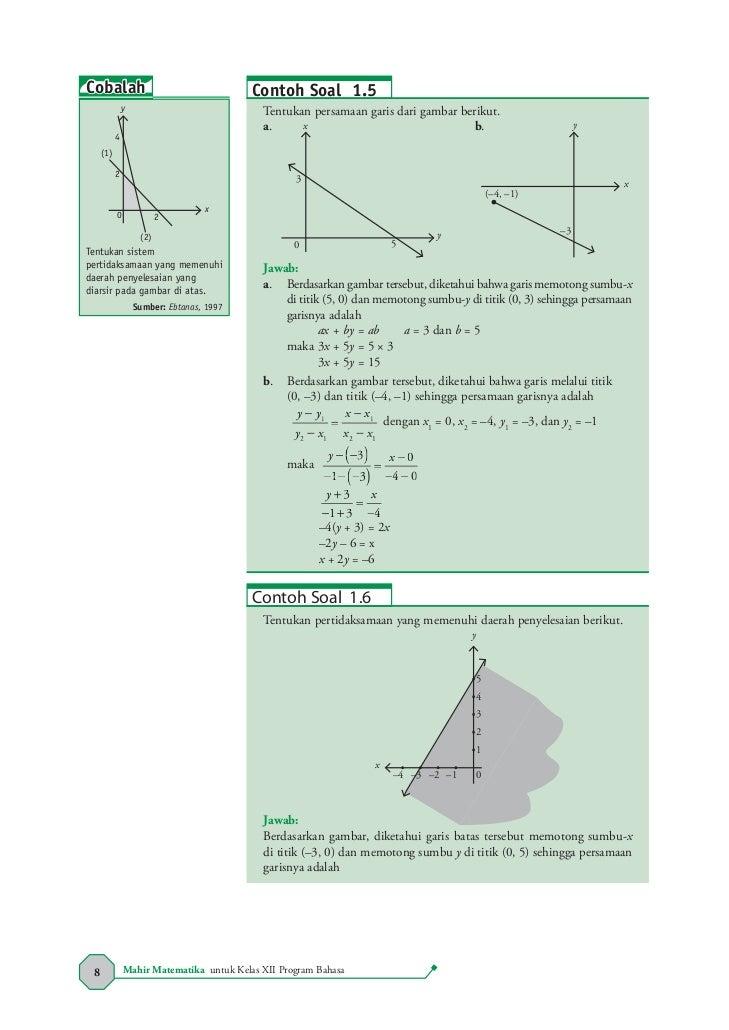 Sma12mat Mahir Matematika3progbhs