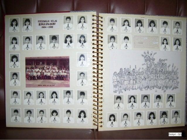 Kelas 3 IPA 3 tahun 1985 SMA 32 Jakarta