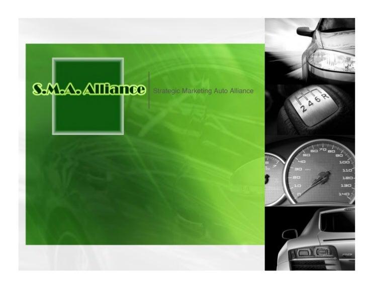SMA's  SMA            Full Program:          DEALER     Full Program:DELIVERS:            Average 400 to 600     RESULTS: ...