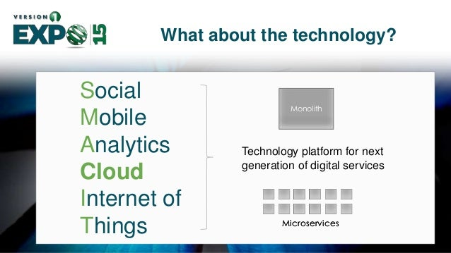 16 Social Mobile Analytics Cloud Internet of Things What about the technology? New Value Chains New Supply Chains