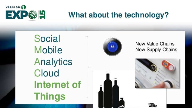 17 Social Mobile Analytics Cloud Internet of Things What about the technology? Business Model Canvas