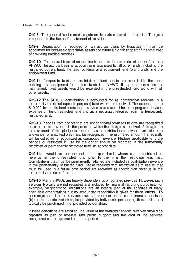 solution manual advanced accounting baker 9e chapter 19 rh slideshare net