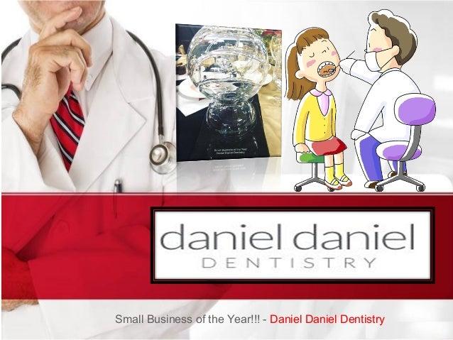 www.danieldanieldentistry.com Click to edit the title text format CogDTP-2013 http://danieldanieldentistry.com/ Small Busi...
