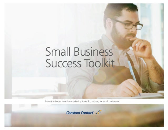 Small BusinessSuccess ToolkitFrom the leader in online marketing tools & coaching for small businesses.