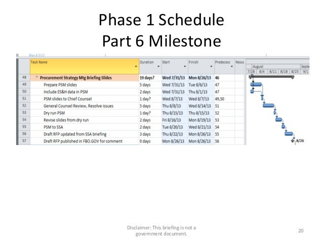 ms project 2010 schedule template for large nasa