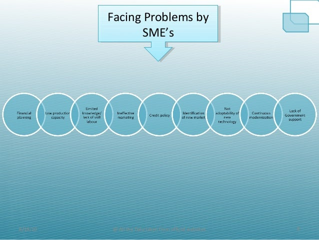 Importance and Problems of Medium / Large Scale Industries