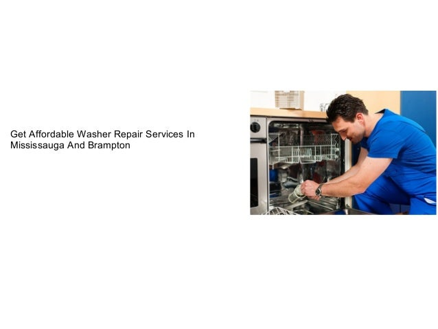 Small Appliance Repair Service In Mississauga