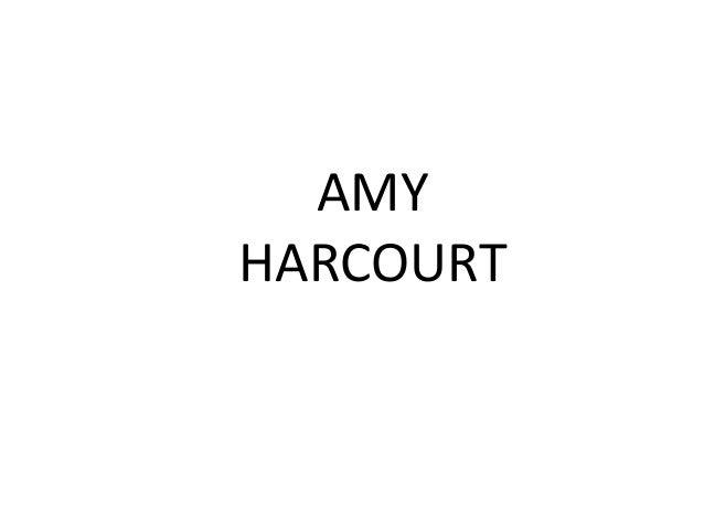 AMY HARCOURT