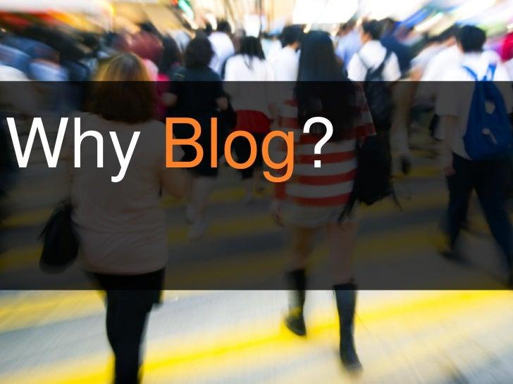 Small Business Blogging Secrets Revealed Slide 3