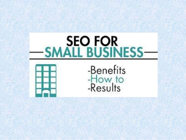 Why Small Business Need SEO ?