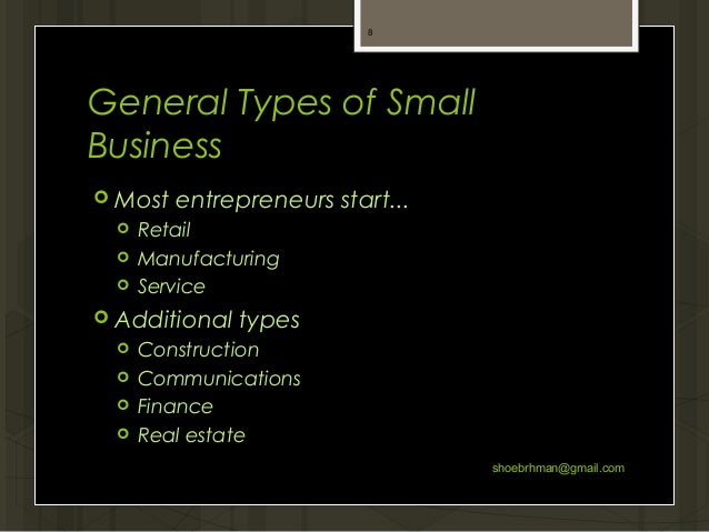 small business is not dominant in its field of operation Small business reserve  program, providing small businesses with the opportunity to participate as prime  the business is not dominant in its field of operation.
