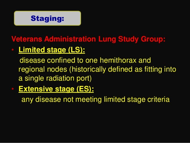 Lung Cancer Definition - Doctor Life