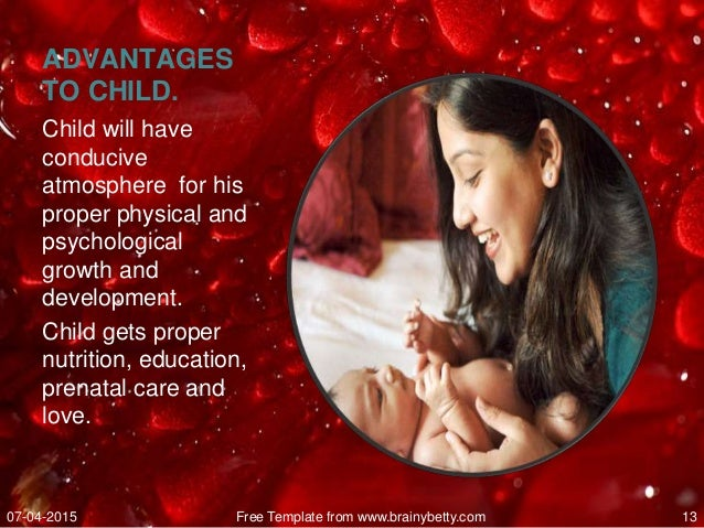 Essay Advantages Small Family Room - image 2