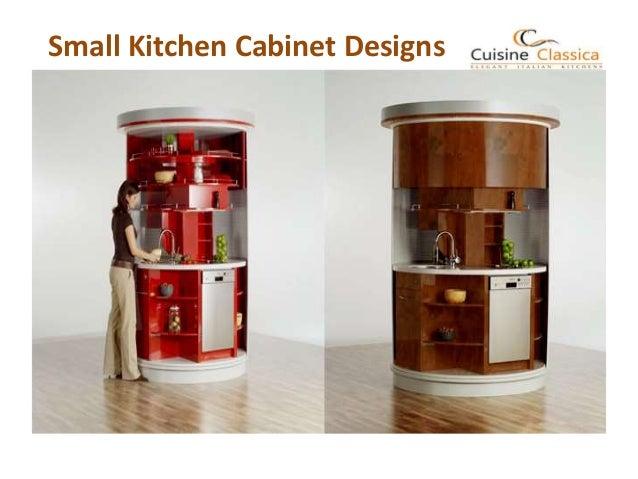 Small Kitchen Cabinet Designs