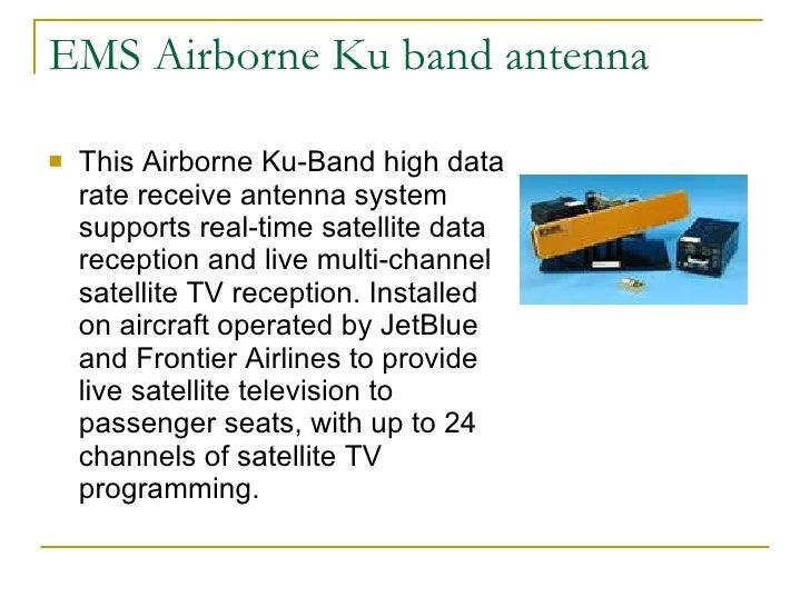 Small Ku Band Phased Array Anteena System