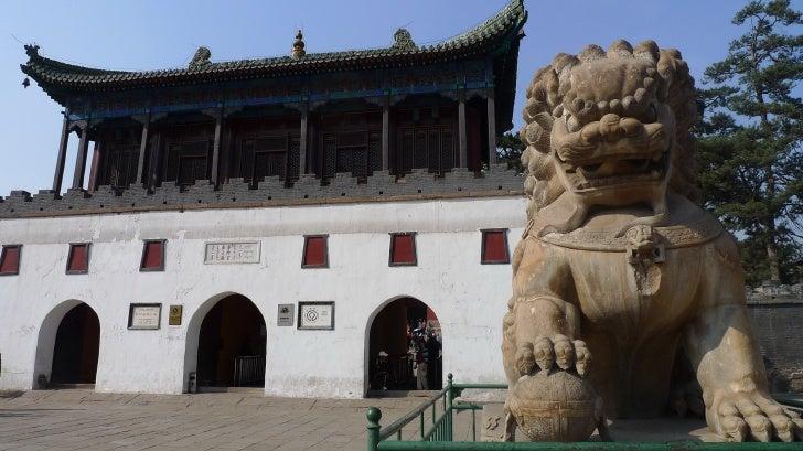 Chengde Small Potala Temple 小布达拉宫
