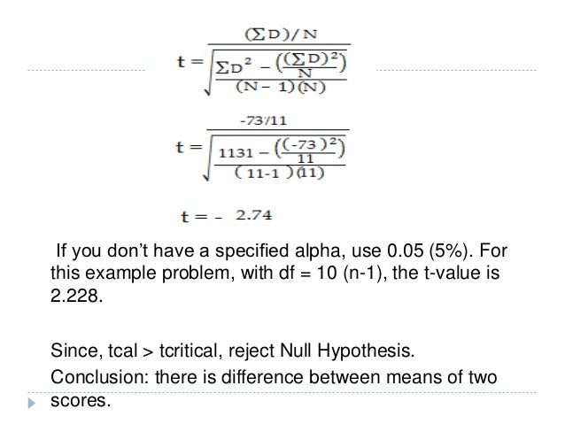 What is P-value ?