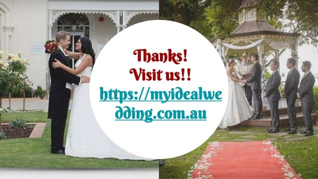 Exclusive Deals And Packages For Small Wedding Venues Melbourne