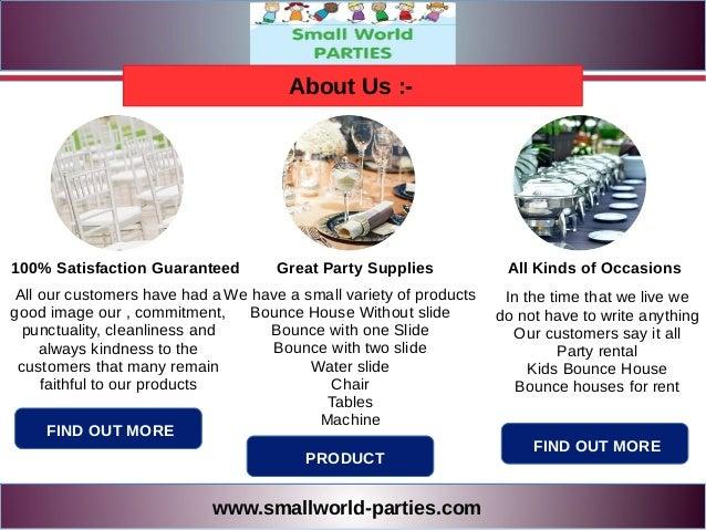 Party Supplies Miami