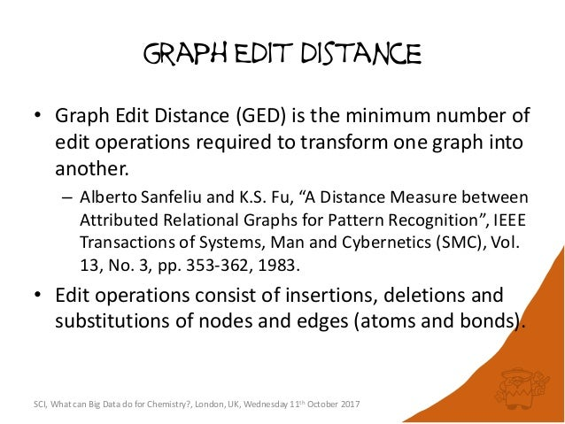 Chemical similarity using multi-terabyte graph databases: 68