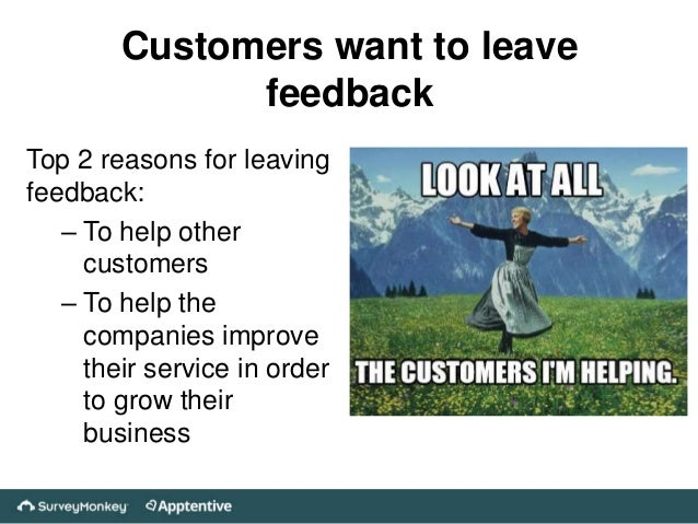 how to ask for feedback from customers
