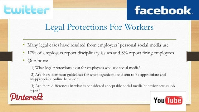 Can I Be Fired for Facebook? Looking at the Legality of Social Media …