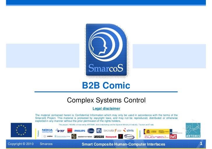 B2B Comic                                                    Complex Systems Control                                      ...