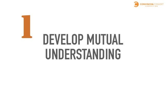 DEVELOP MUTUAL UNDERSTANDING 1:1 ➤Lunch Buddies (pair up sales and marketing for monthly 1:1 lunches) ➤Marketing Shadow Da...