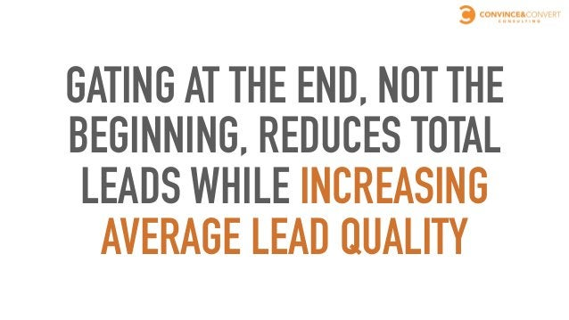 SALES HAS TO UNDERSTAND THAT PROSPECTS ARE MORE EDUCATED, SO WHEN SOMEONE IS READY TO BECOME A LEAD,  SALES MUST FOLLOW U...