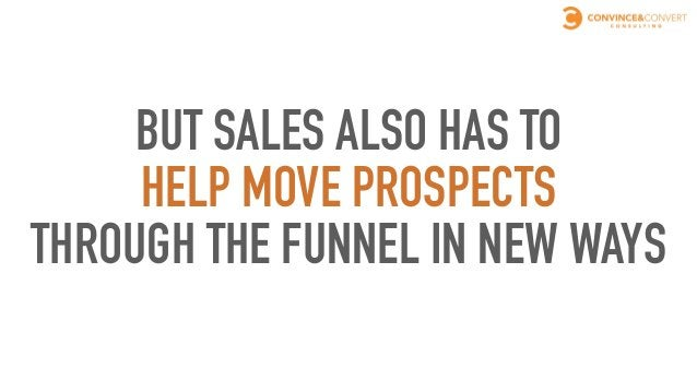 SOCIAL INTERACTIONS FROM SALES CAN BE MORE EFFECTIVE THAN CAMPAIGN NURTURING FROM MARKETING