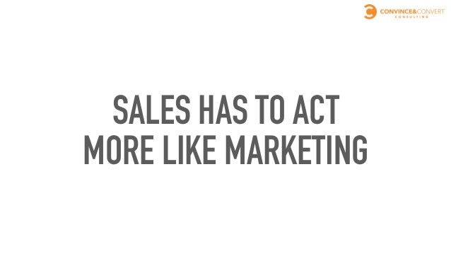 THAT'S THE POWER OF SMARKETING