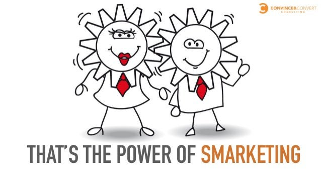 Smarketing  - Sales and Marketing Cooperation is Doable and Powerful
