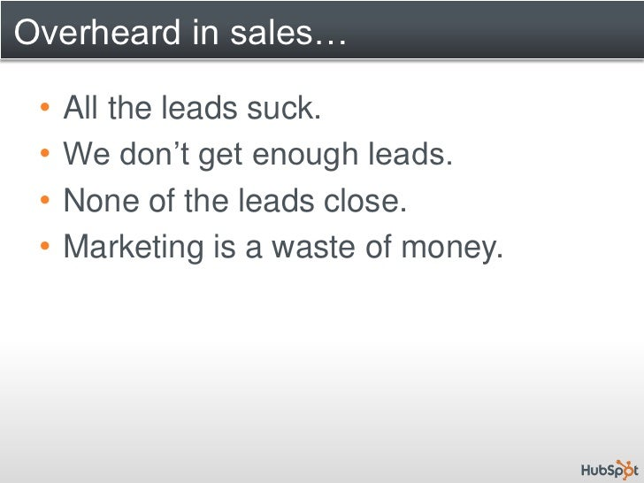How to Improve Your Sales & Marketing Alignment Slide 2