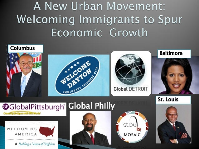 Columbus  Baltimore  Global Philly  St. Louis